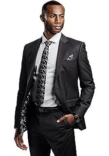 f9239d75c04c2 FunComInc Avengers Slim Fit Suit Jacket Charcoal Marvel Business Suit Coat  Separate Comic Lining