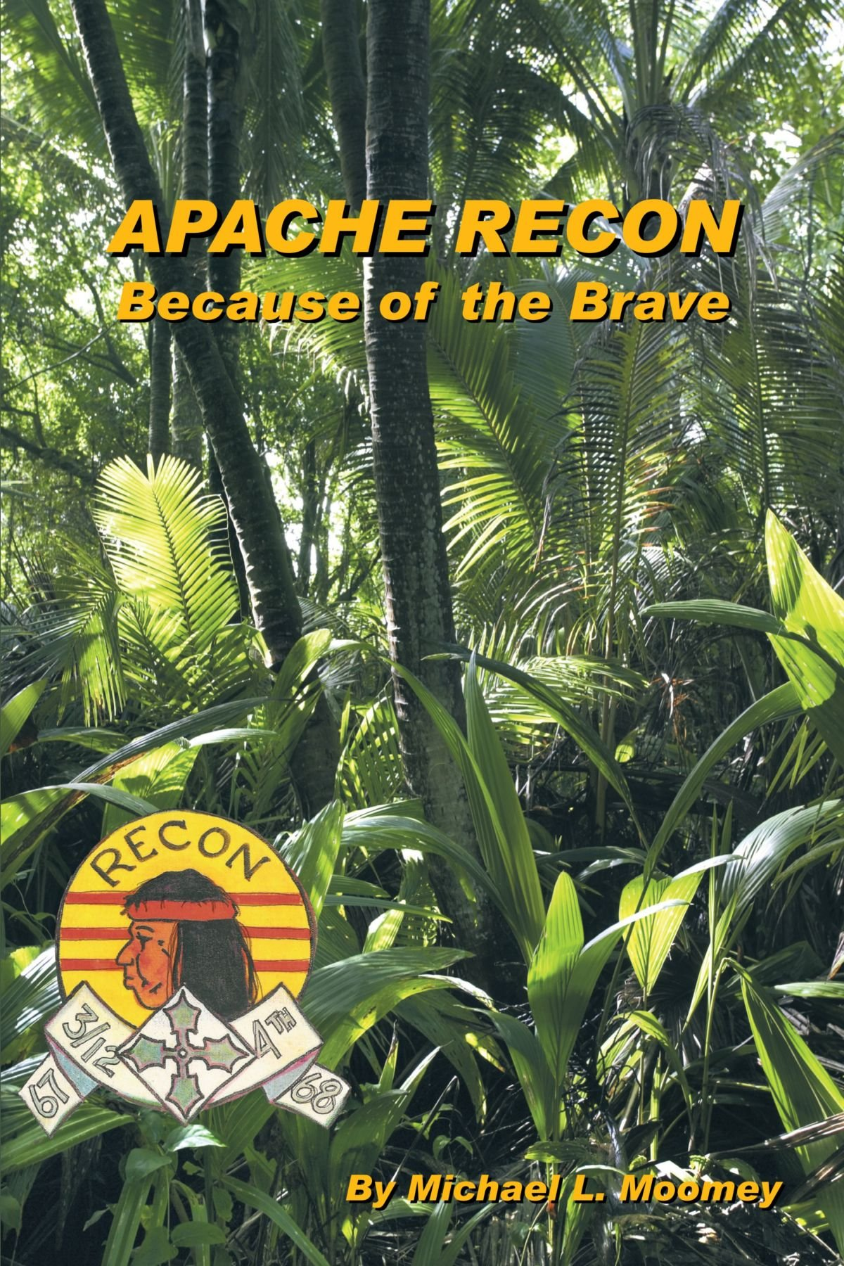 Download Apache Recon: Because of the Brave ePub fb2 ebook