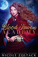 Blood Haven: Year One: A Mayhem of Magic World Story Kindle Edition