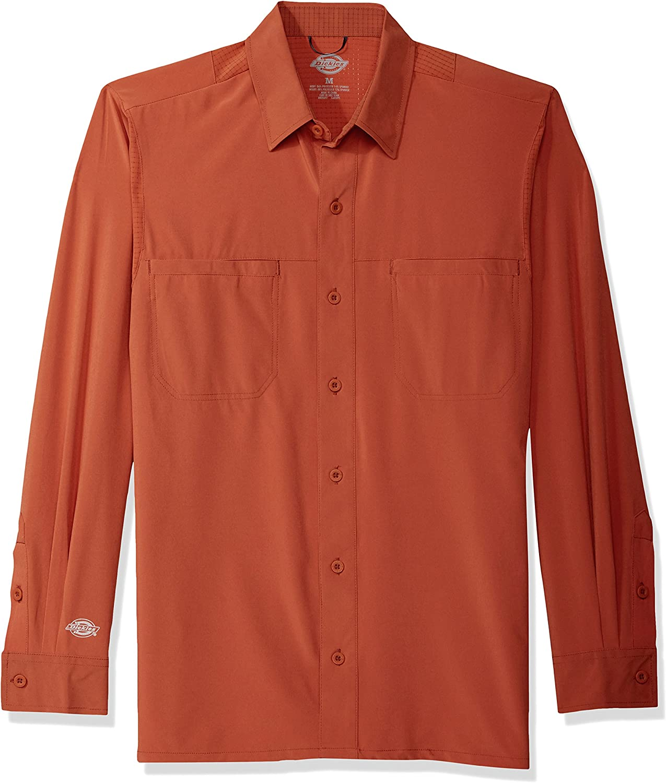 dickies DIC-SL303-Camisa Abotonada Hombre: Amazon.es: Ropa y accesorios