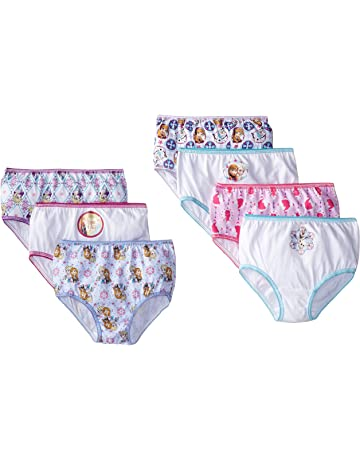1c35094e8ddb Disney Little Girls' Frozen 7-Pack Panty. #2