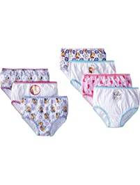 ea4ff388152 Disney Little Girls  Frozen 7-Pack Panty