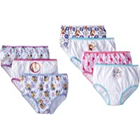 Disney Little Girls 'Frozen Paquete de 7 Bragas