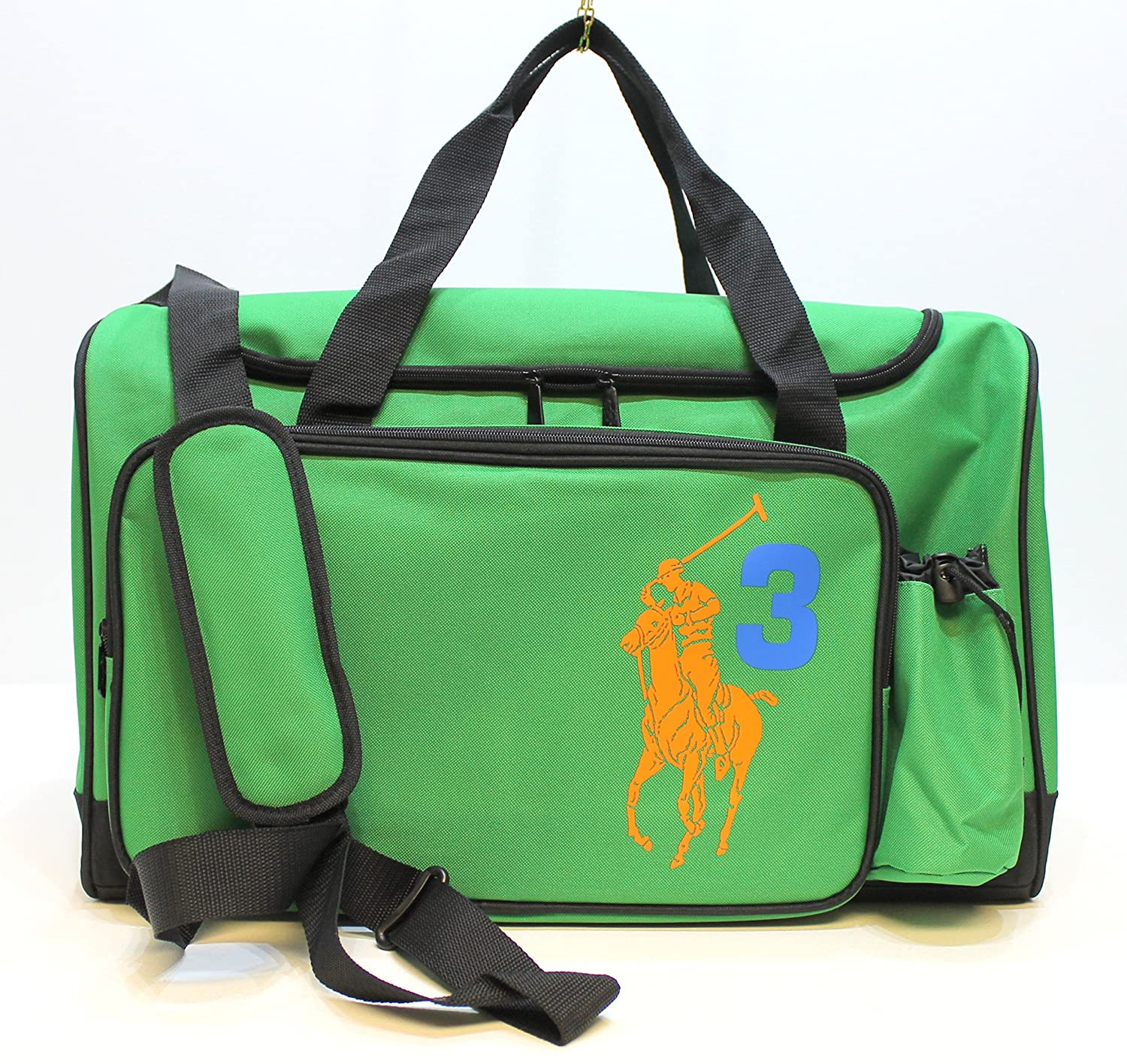 Ralph Lauren Sporty Big Pony Casual Luggage Green