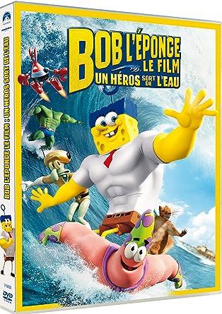 bob léponge un héros sort de leau