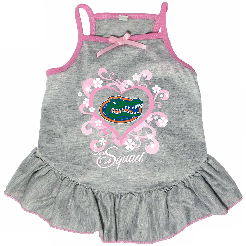 Hunter 4238-41-3500 NCAA Florida University Too Cute Pet Dress, Large