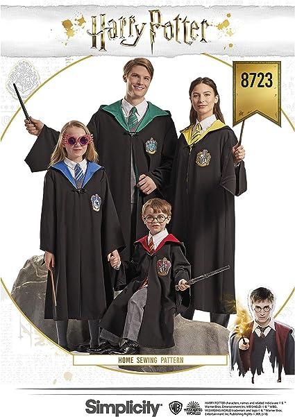 R Kids Licensed HARRY POTTER TIE Book Week TV Story Magic Boys Fancy Dress