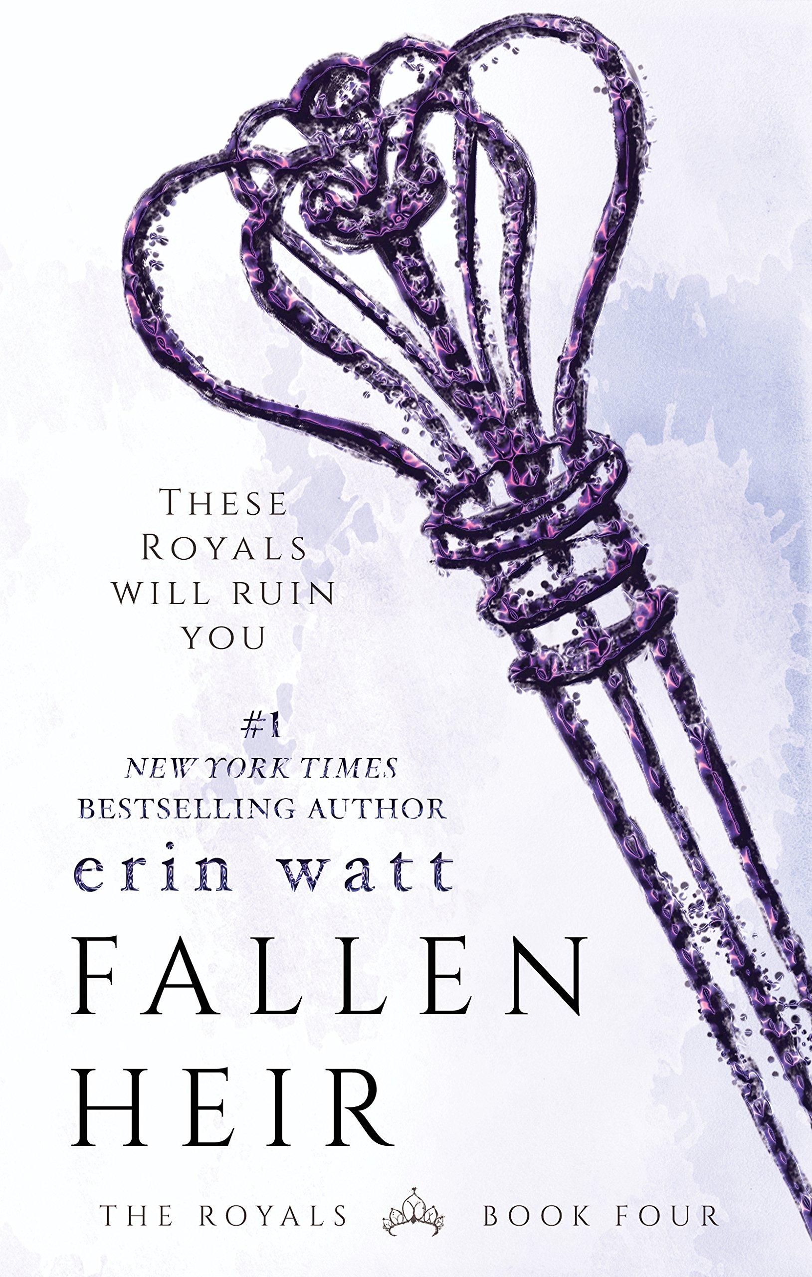 Fallen Heir (The Royals) pdf