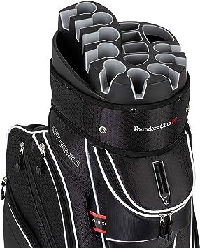 Amazon.com: Bolsa para carrito de golf Founders Club con ...