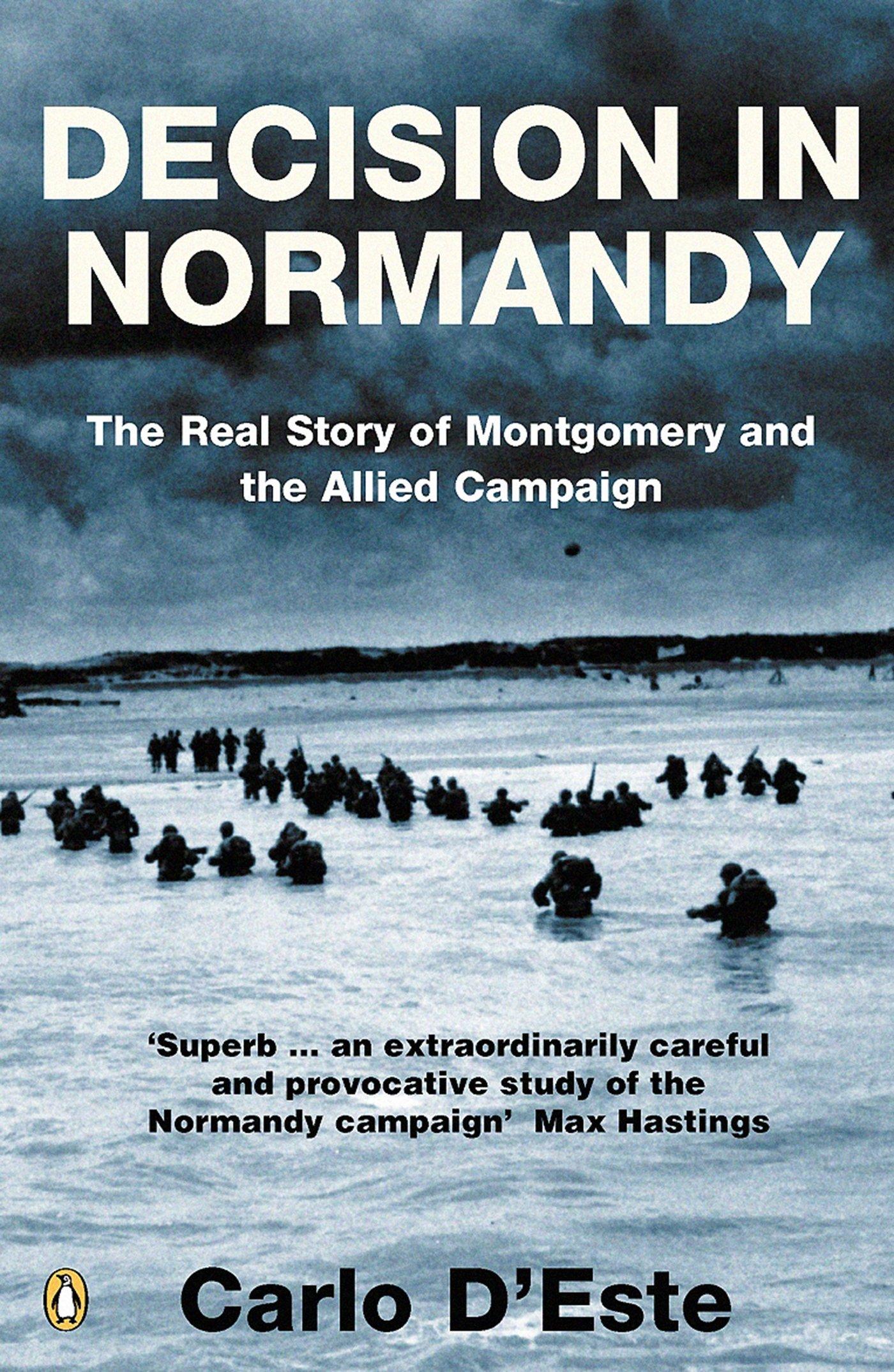 Decision in Normandy pdf epub