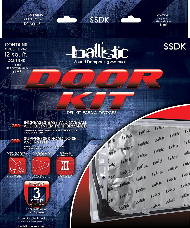 Ballistic Door kit SSDK