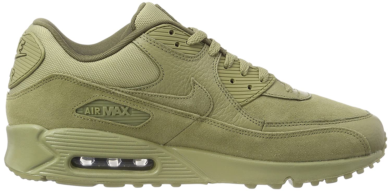 dabbb482435 Nike Men s Air Max 90 Neutral Olive 700155-202 (Size  9.5)  Buy Online at  Low Prices in India - Amazon.in