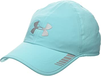 Under Armour Mens Launch AV Cap Gorra, Hombre, Azul (Tropical ...