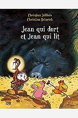 Les P'tites Poules - Jean qui dort et Jean qui lit (Pocket Jeunesse t. 7) (French Edition) Kindle Edition
