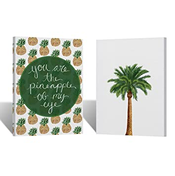Amazoncom You Are The Pineapple Of My Eye Quote Palm Tree And