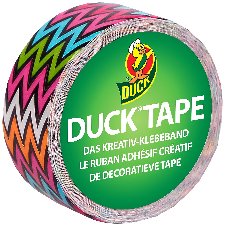Ducktape 102-12 Ruban Adhésif, 19 mm x 4,5 m, à Bricoler et Embellir, Haute Tension à Bricoler et Embellir