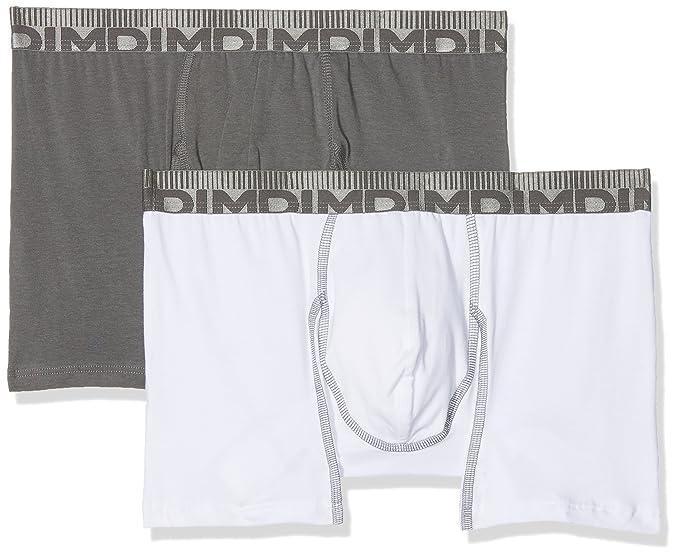 27d4943a6031 Dim Boxers Deportivos con Tecnología 3D Flex (Pack de 2 para Hombre:  Amazon.es: Ropa y accesorios