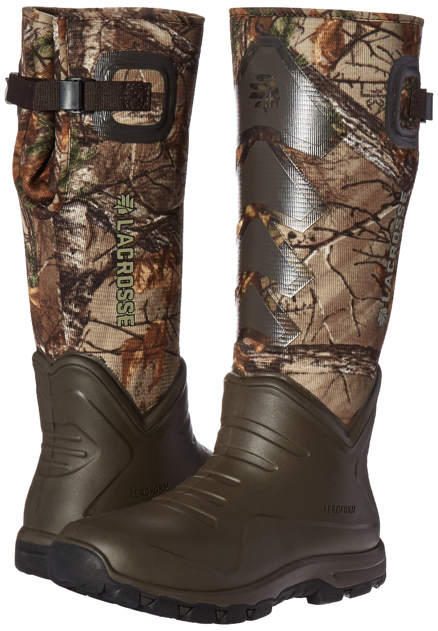 Lacrosse Men's Aerohead Sport 16'' 3.5MM Hunting Shoes Realtree Extra 13 M US by Lacrosse (Image #6)