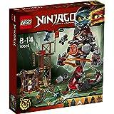 LEGO Ninjago - Infierno de hierro (70626)
