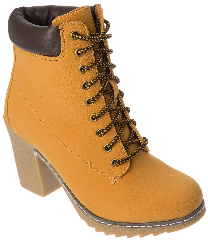 Womans Chunky Heel Booties Modern, Fashion Shoes