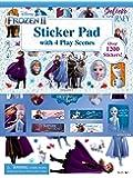 Disney Frozen 2 Sticker Pad with Play Scenes 46035