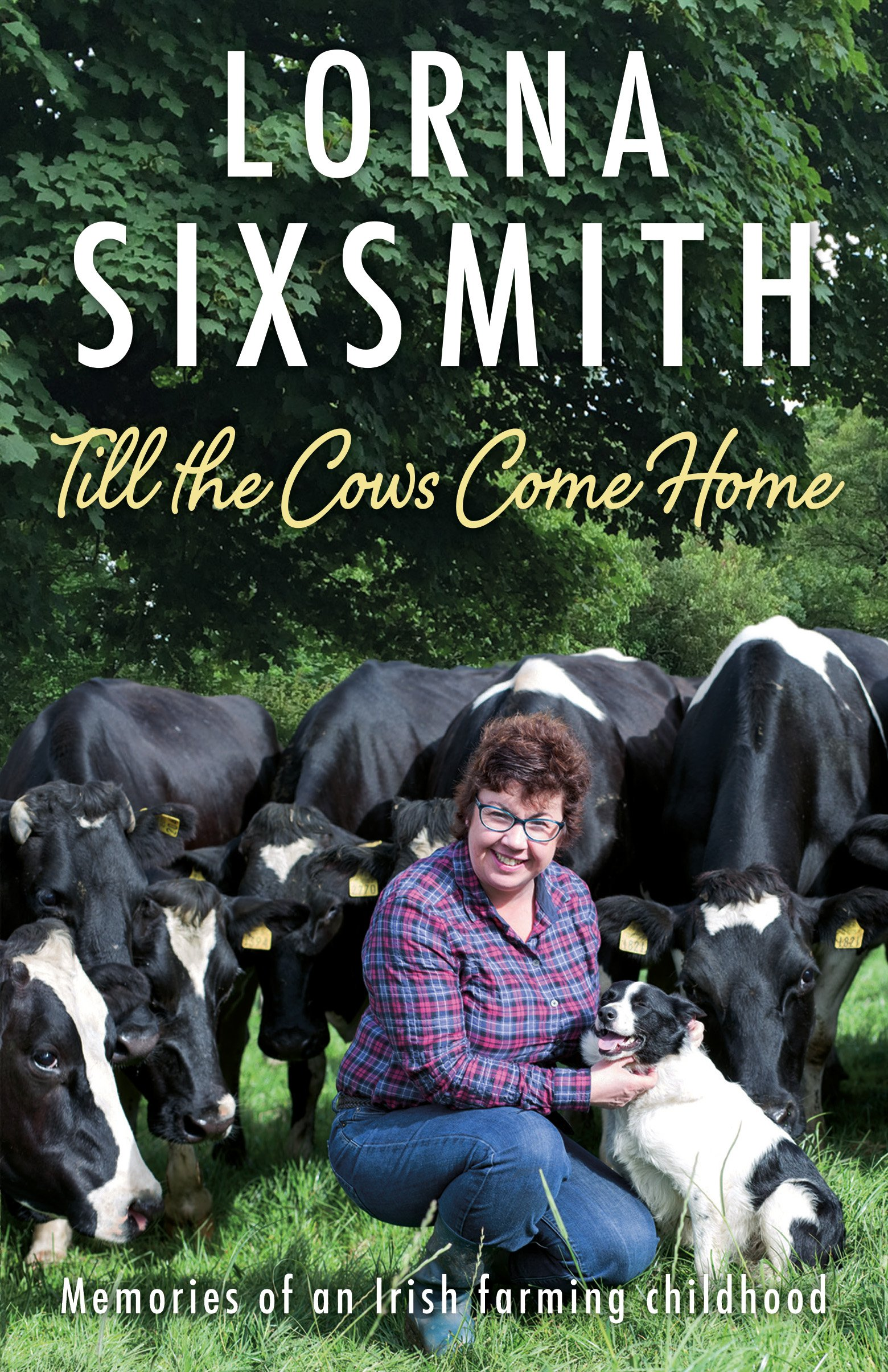Till the Cows Come Home: Memories of an Irish farming childhood Hardcover –  30 May 2018