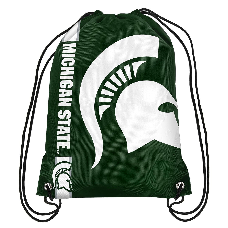 ファッションなデザイン NCAA Spartans Drawstringバックパック B00W1VGUKU State Michigan B00W1VGUKU State Spartans, 新作からSALEアイテム等お得な商品満載:a6e9ec0e --- staging.aidandore.com