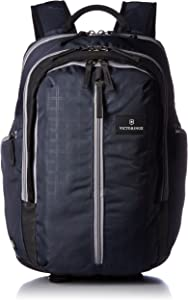 Victorinox Altmont 3.0 Vertical-Zip Laptop Backpack with Sternum Strap, Navy/Black, 19.2-inch