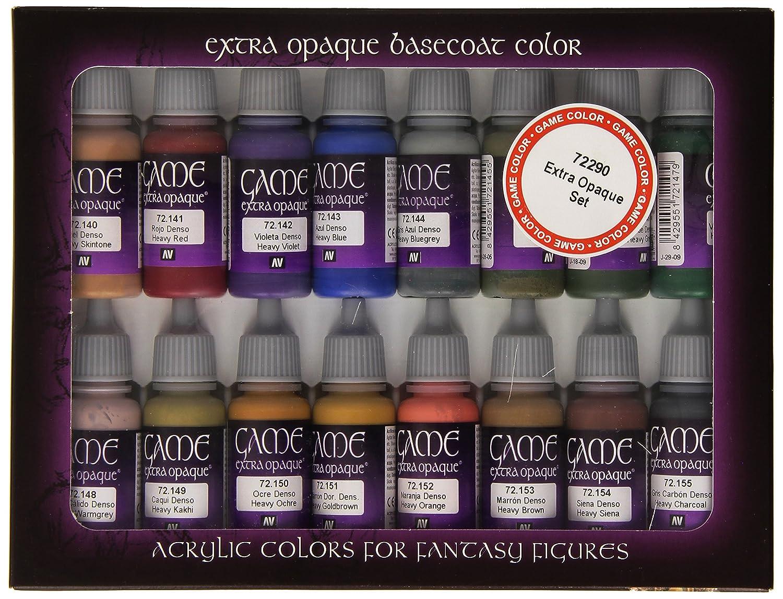Game Color Set - Extra Opaque Vallejo VJ72290