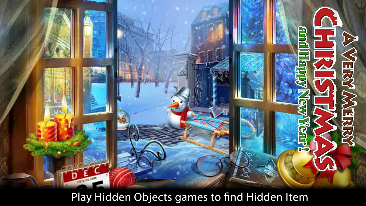 Amazon Com Christmas Story 2017 Hidden Object Game 100 Level Appstore For Android