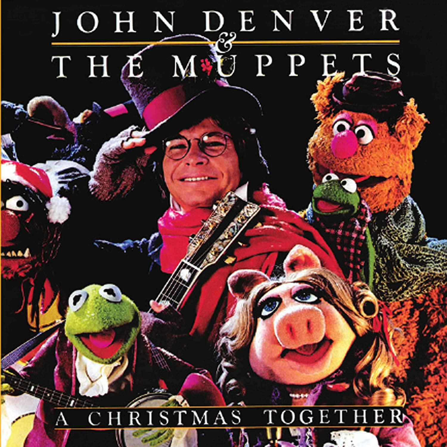 John Denver & The Muppets - A Christmas Together [LP] - Amazon.com Music