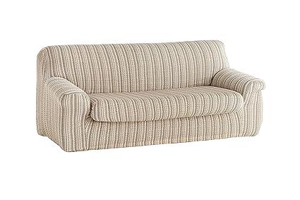 Martina Home Fsd3pmejbe Funda Para Sofa De 3 Plazas Color Beige