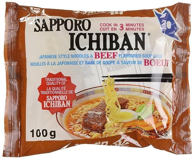 Image result for ichiban beef noodles