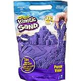 Kinetic Sand 6047184 The Original Moldable Sensory Play Sand, Purple, 2 Pounds