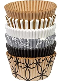 Wilton 415-2872 150 Count Elegance Baking Cups Value Pack, Assorted