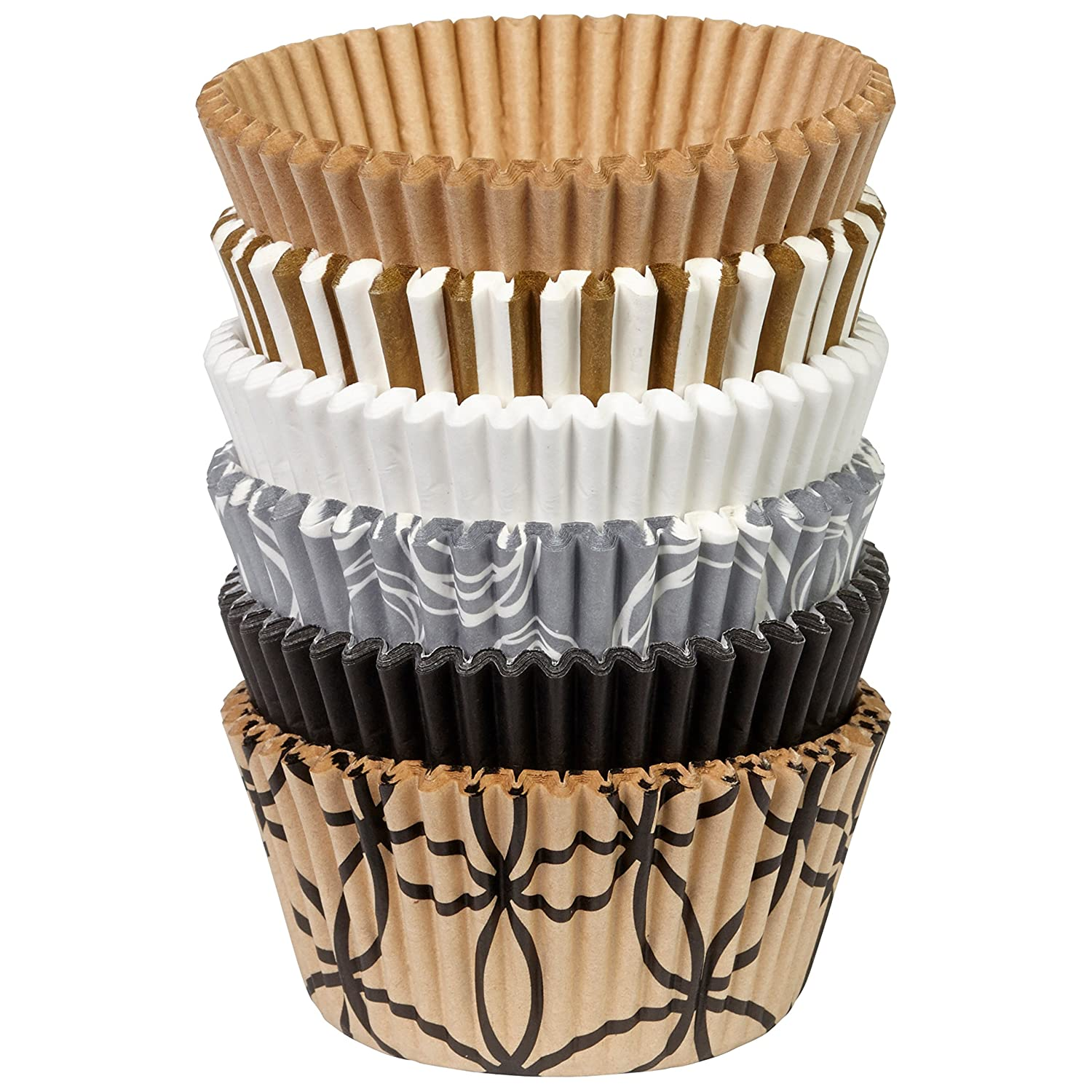 Elegance Cupcake Liners, pack of 150 Decora 415-2872