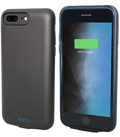 Amazon.com: iPhone 7 y 8/iPhone plus batería Carcasas con ...