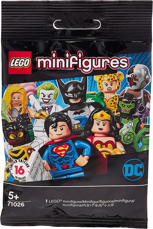Joker NEW DC SUPER HEROES LEGO MINIFIGURES SERIES 71026
