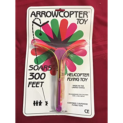 Arrow Copter: Everything Else