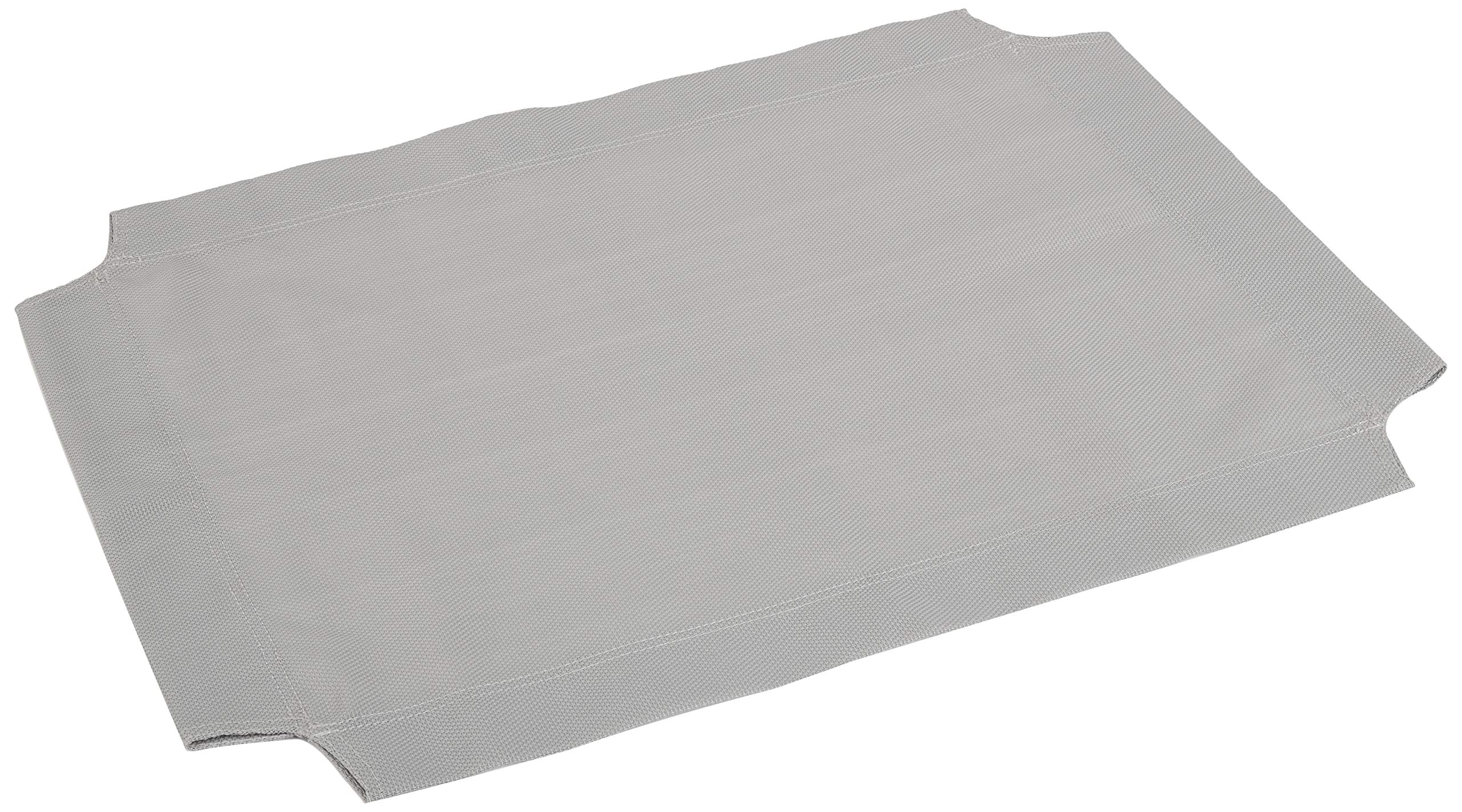 AmazonBasics Elevated Cooling Pet Bed Replacement Cover