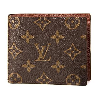 ルイヴィトン(Louis Vuitton) モノグラム MONOGRAM M62288 2つ折り財布 ブラウン 茶[並行