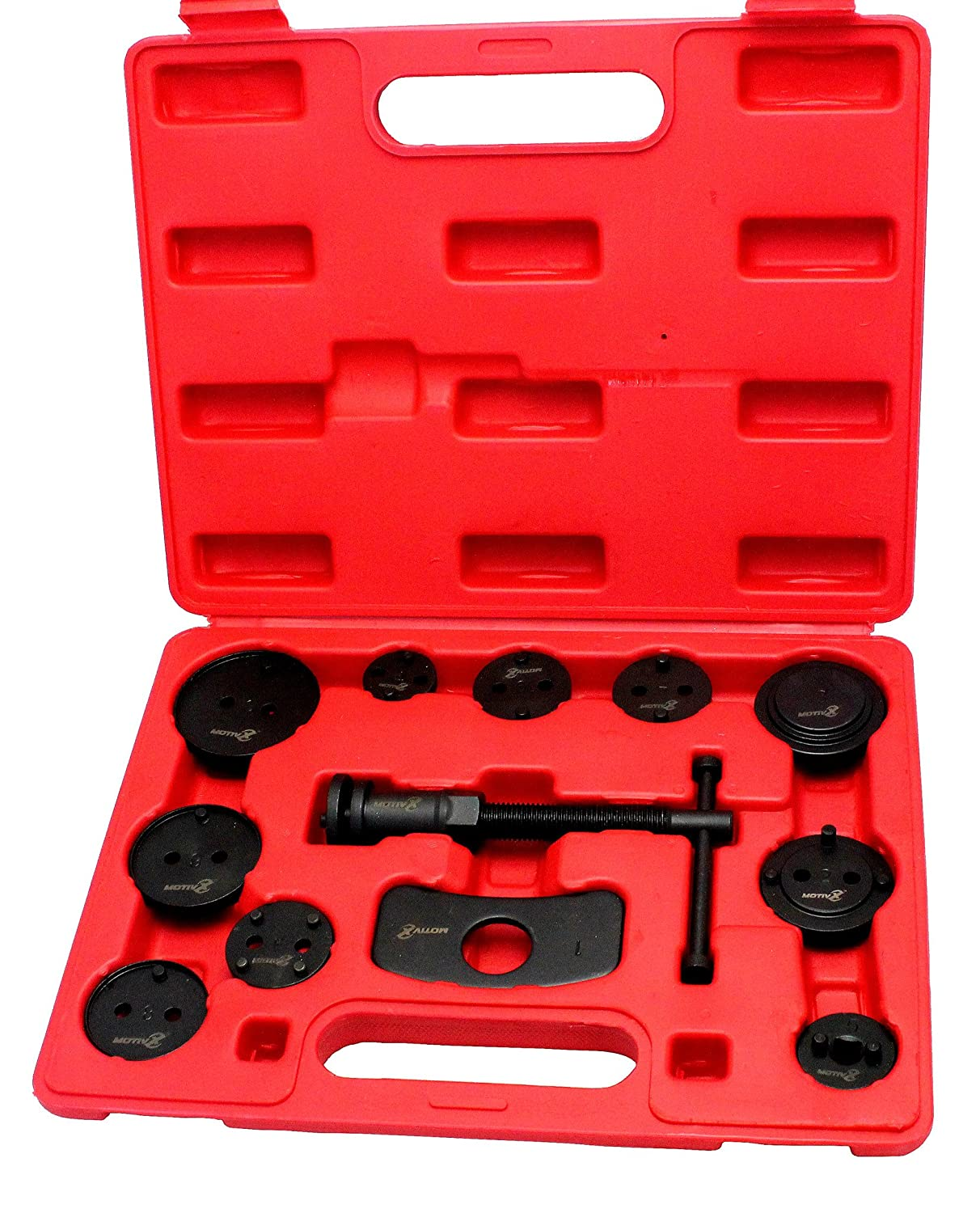 Amazon Motivx Tools 12 Piece Brake Caliper Wind Back Tool Set