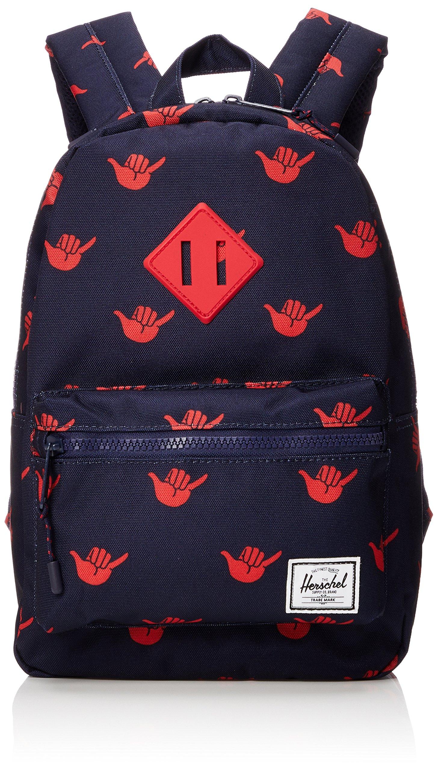 Herschel Supply Co. Kids' Heritage Children's Backpack, Peacoat Shaka, One Size