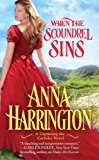When the Scoundrel Sins (Capturing the Carlisles Book 2) (English Edition)