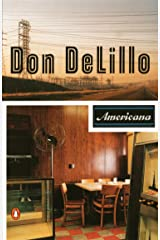 Americana (Contemporary American fiction) Kindle Edition