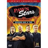 Pawn Stars Seasons 1 & 2 [Import anglais]