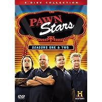 Pawn Stars Seasons 1 & 2 [DVD]