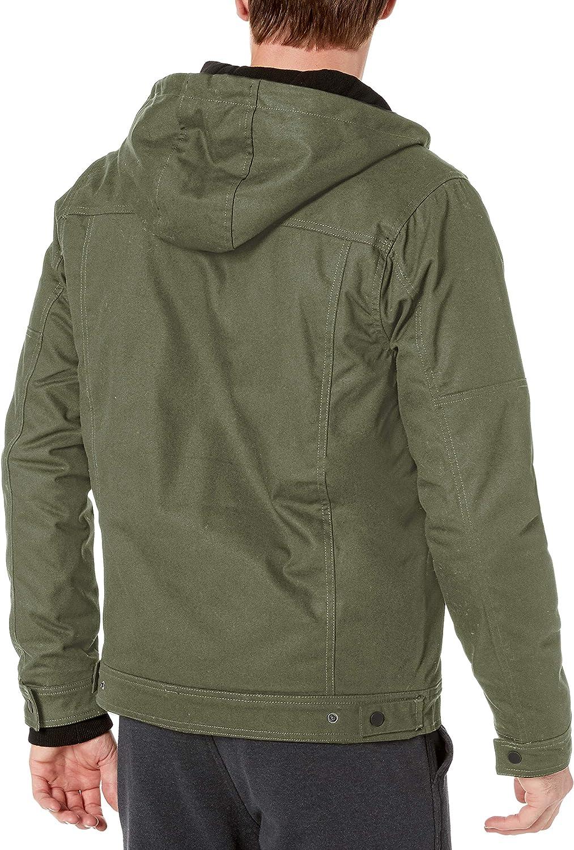 Fox Racing mens Fleece Lined Jacket Fleece Jacket