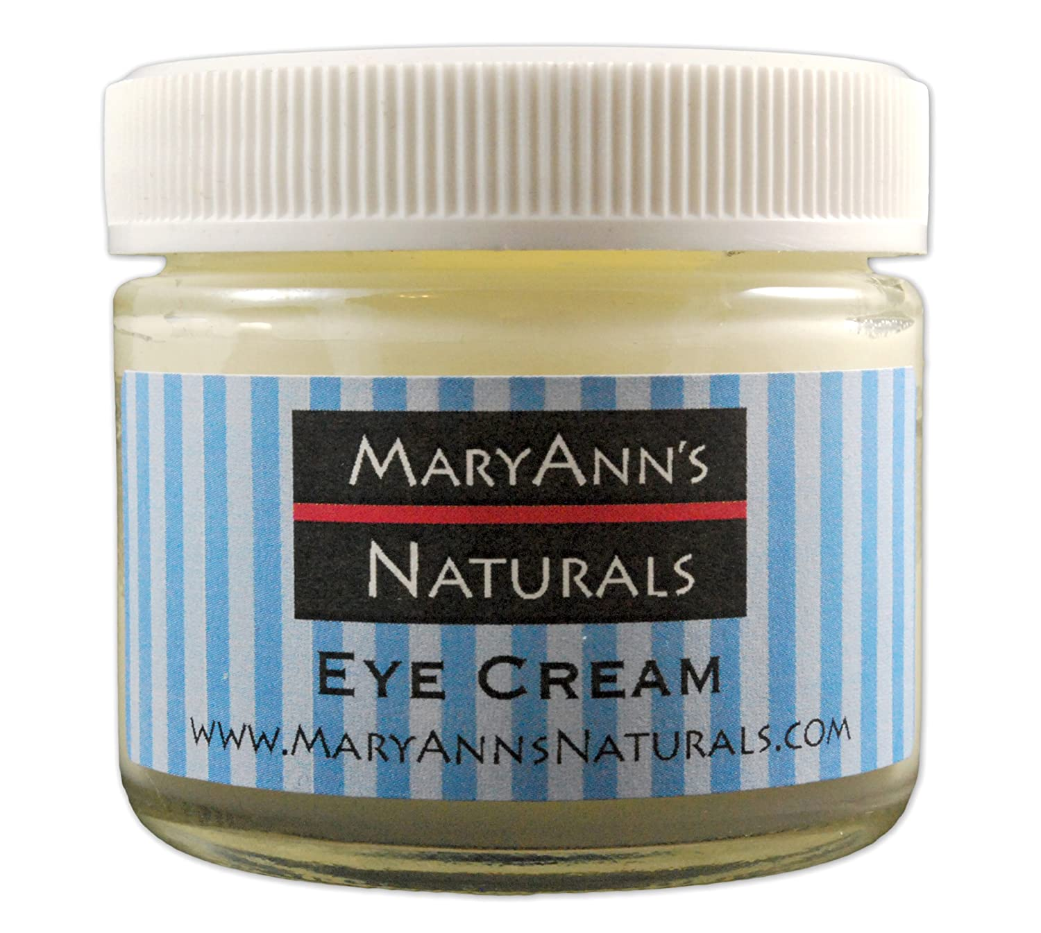 Mary Ann's Naturals Organic Handcrafted Eye Cream - 1 oz.