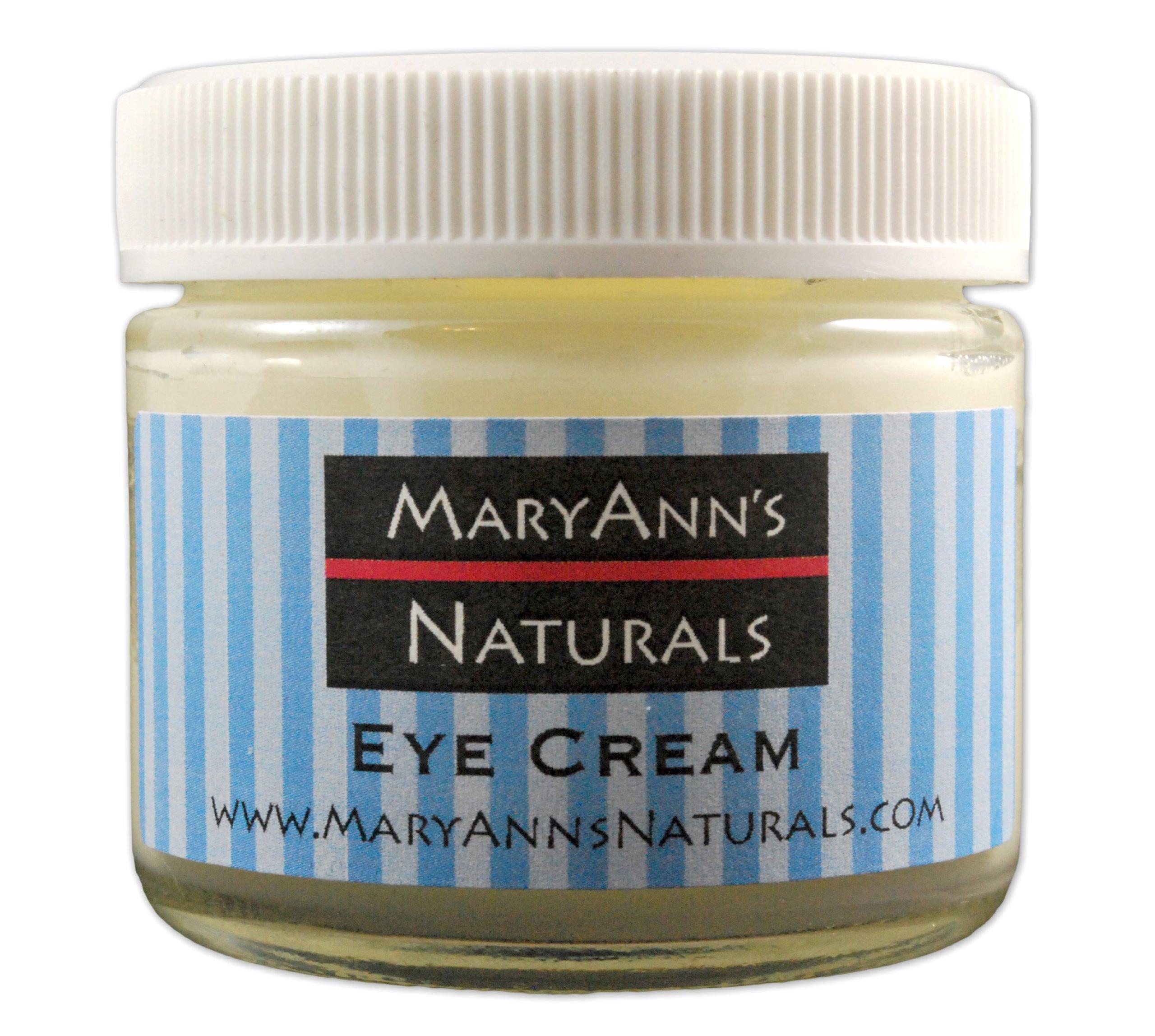Mary Ann's Naturals Organic Handcrafted Eye Cream - 1 oz.
